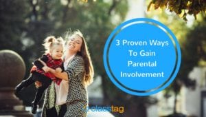 ways to gain parental involvement