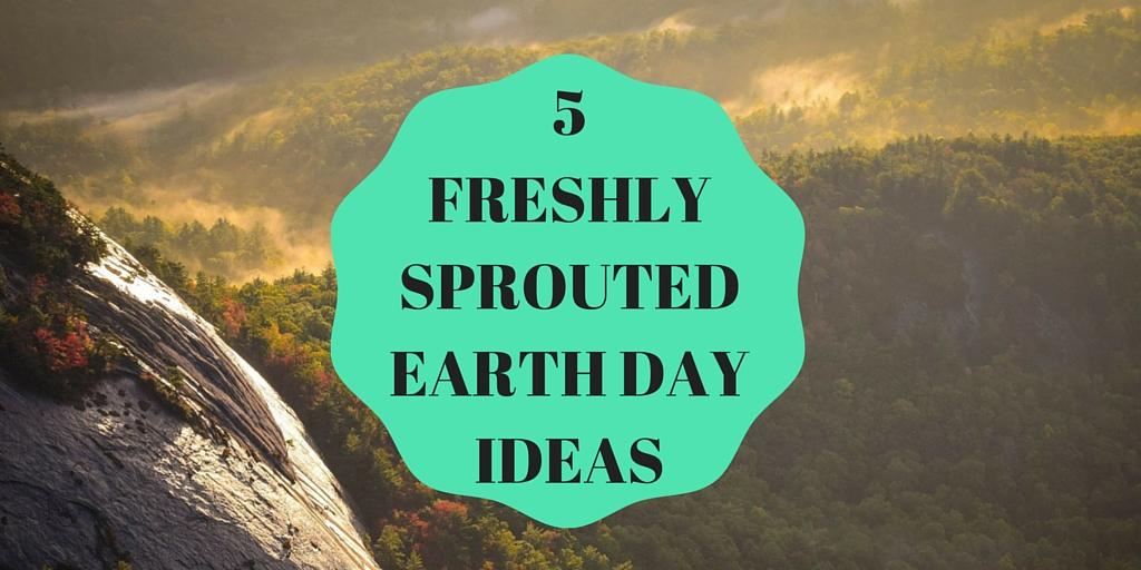 Earth Day Ideas
