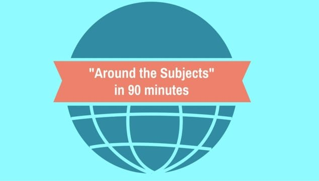 """Around the subjects"" in 90 minutes – Parent Participation Hit!"