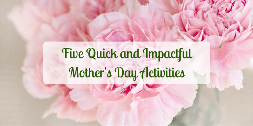 Mothers Day Classroom ideas