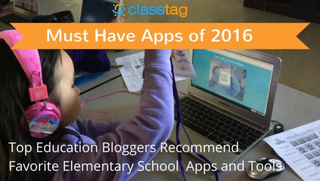 12 Must Have Elementary School Apps