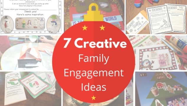 7 Creative Family Engagement Ideas for the Winter Season