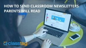 automated parent newsletters