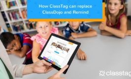 How ClassTag can replace ClassDojo and Remind