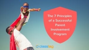 7 principles of successful parent involvement