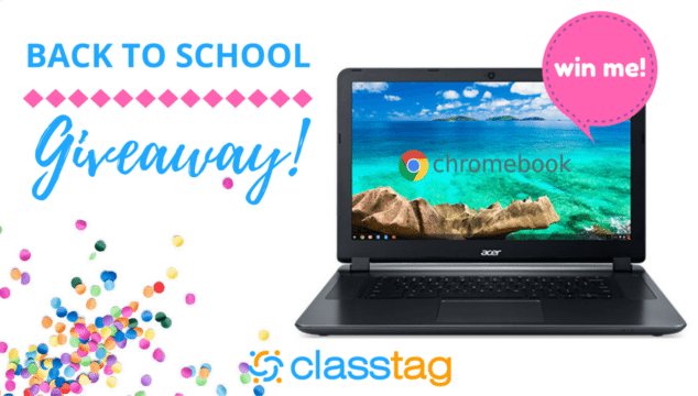 ClassTag Back to School Giveaway